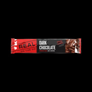 REAL On the Go Dark Chocolate (25 g)