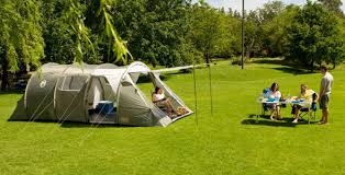 Telt og campingutstyr
