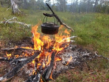 Stormkjøkken og brennere